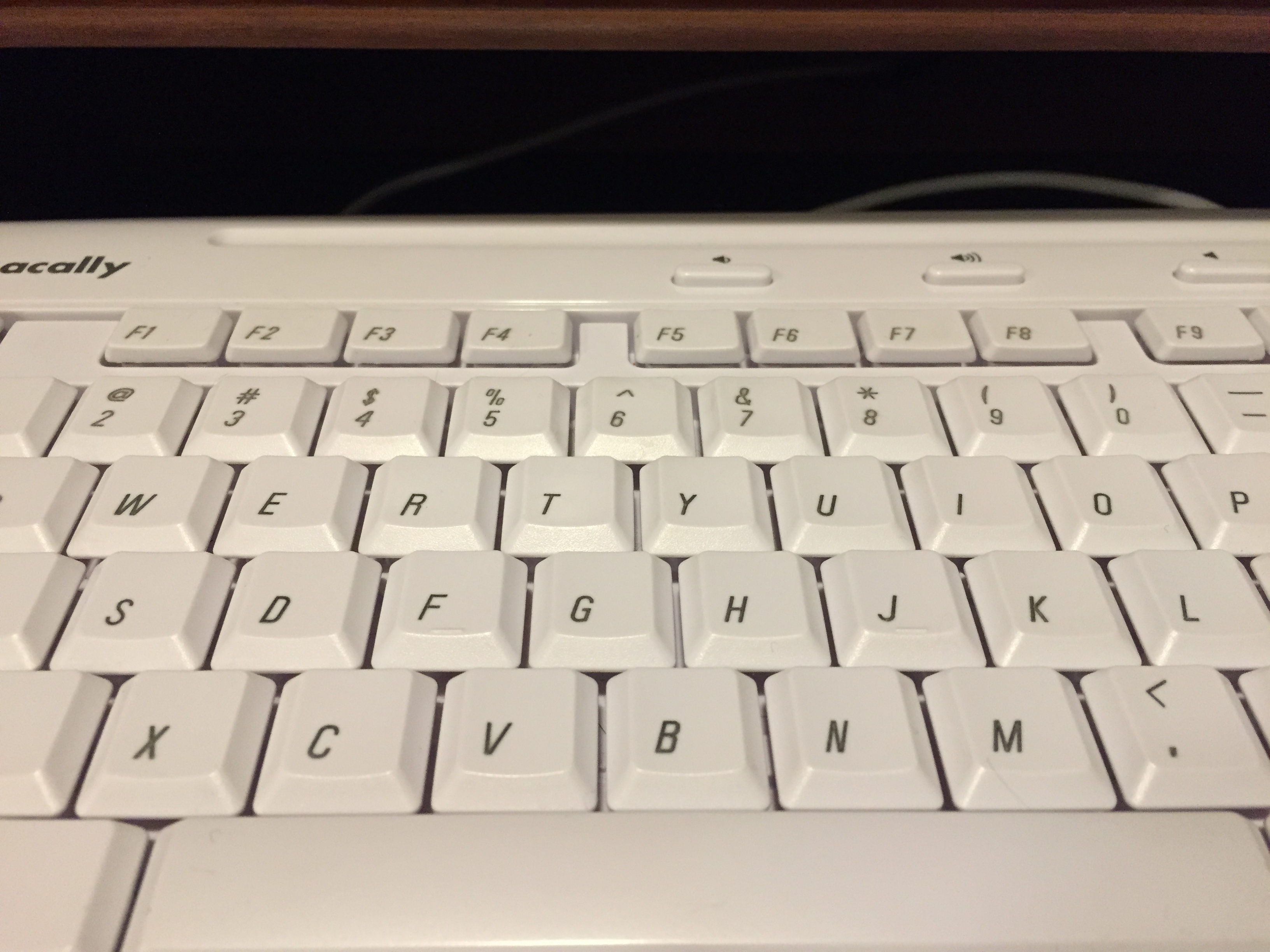 Macally Mac Keyboard