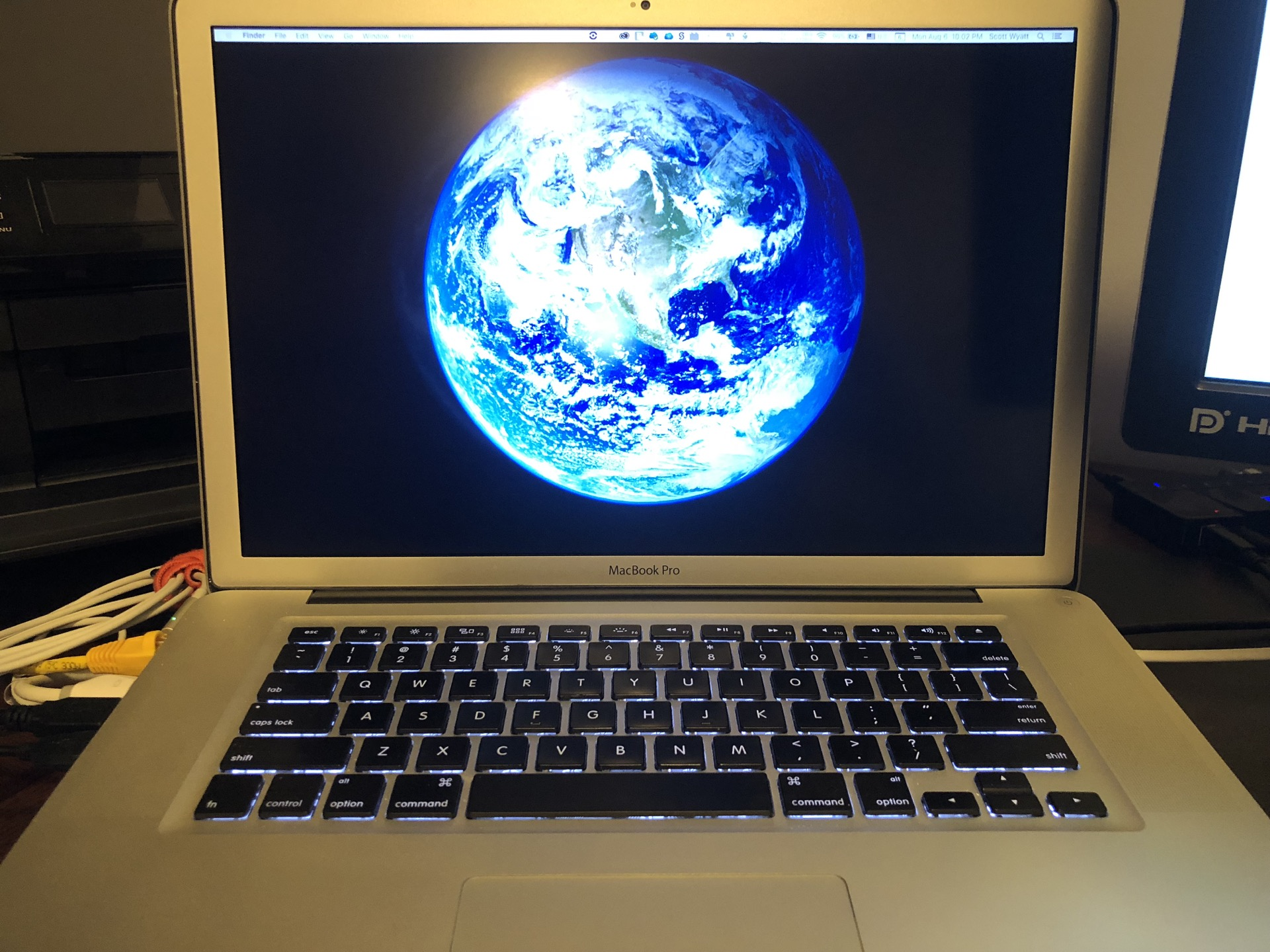 Scott's MacBook Pro 2012